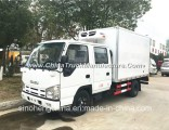 Isuzu Thermo King 4X2 Refrigerator Freezer Cargo Van 1.5tons Small Refrigerator Truck