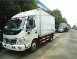 Hot Selling Capacity of Refrigerated Truck