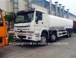 Hot Sale 25m3 HOWO Water Tank Truck/371HP 8X4 Sprinkling Truck