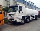 Sinotruk HOWO 25m3 Water Tank Truck