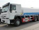 Sinotruk HOWO 6X4 15m3 Water Tank Truck