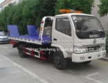 Dongfeng Flatbed Towing Truck/1200kg Clw5040tqz4 Type Wrecker