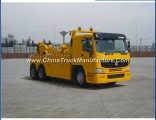 HOWO Pull Lift Tow Heavy Recovery Vehicle