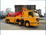 Sinotruk HOWO 8X4 Heavy Recovery Vehicle Paul Trucks