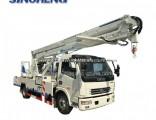 18m DFAC 4*2 High Altitude Work Operation Boom Bucket Truck