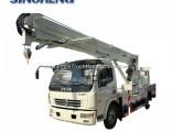 DFAC Single Cab 18 Meters High-Altittude Operation Truck