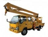 Best Price 4*2 Isuzu 14m High-Altitude Operation Truck for Sale