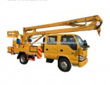 High-Altitude Operation Truck Aerial Working Platform Truck Aerial Work Truck