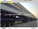 40FT Container Semi-Trailer 3axles Flatbed Container Semi Trailer