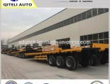 40FT 20FT 50tons Shipping Container Transport Flatbed Semi Truck Trailer