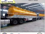 45000liters Diesel Oil Fuel Tank Liquid Tanker Semi Trailer