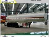 3 Axles Heavy Truck Trailer/ 50cbm Fuel/Oil Tanker Semi Trailer/Tank Trailer