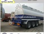 45000 Liters 3 Axle Oil Fuel Tanker Transport Tank Semi Trailer/Truck Trailer