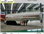 2/3 Axle Stainless Steel/Aluminum Alloy Tank/Tanker Truck Semi Trailer for Oil/Fuel/Diesel/Gasoline/