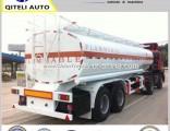 Semi-Trailer Type Tri-Axle 40000L-60000L Petrol Tank Fuel Tanker Truck Trailer