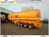 3/4 Axle 40000liter/45000L Carbon Steel Jet-1A Tank Trailer Petrol Tanker Semi Trailer