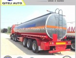 45000 Liters Oil Fuel Tanker Transportation Tank Semi Trailer/Truck Trailer