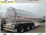 3axle 45000liters Carbon Steel Oil Fuel Diesel Tank Semi Trailer