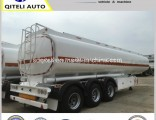 4 Axle Tank Truck Trailer 3 Axle Fuel Tanker Semi Trailer for Sale