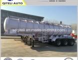 50cbm Fuel/Oil Tanker/Tank Truck Semi Trailer