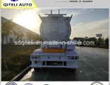 High Quality Oil Tanker 40 to 45 M3 Fuel Tank Semi Trailer with Low Price