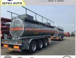 High Quality Sulfuric Acid Chemical Liquid Tanker Trailer/Oil Tanker Use for Diesel Gasoline Petrole