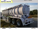 3 Axle Tank Tanker Semi Truck Trailer for Fuel/Oil/Gasoline Transport