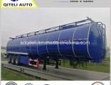 2 Axle 3 Axle Heated Asphalt/Bitumen Tank Semi Trailer for Sale