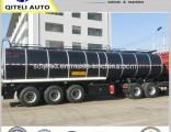 Heated Liquid Bitumen Tank Semi Trailer Asphalt Tanker Trailer Pitch Tank Trailer Asphalt Bitumen Ta