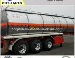 2 Axles Insulation Bitumen Storage Tanks Fuel Tank Semi Trailer Bitumen Transportation Tank Diesel S
