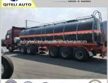 36 Cbm Heated Bitumen/Asphalt/Pitch/Asphaltum Tank/Tanker Truck Semi Trailer