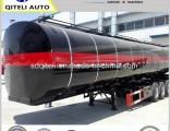 Tri Axle Fuel Tank Truck Trailer/ Tanker Semi Trailer/ Bitumen Tank Trailer for Sale