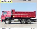 Sinotruk 6*4 HOWO 10 Wheel 20 25 Ton 25t 25m3 Dump Truck/ Tipper Truck