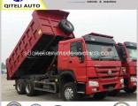 Widely Used Sinotruk HOWO 6*4 Heavy Tipper Dumper Dump Truck for Sale