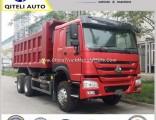 Good Price Sinotruk HOWO 6X4 290-371HP Dumper/Tipper Truck/ Dump Truck