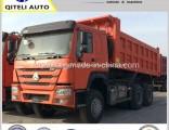Sinotruk HOWO Heavy Duty 6*4 Dump/8*4 Tipper Truck for Sale