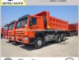 Sinotruk HOWO 30 Tons 371HP 6X4 Dump Truck