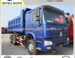 HOWO Dump Truck Tipper Dumper Truck of Sinotruk 6*4 10wheels for Sale