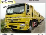Heavy Duty 371HP 50t Euro3 6X4 Sinotruck HOWO Dump Truck for Construction