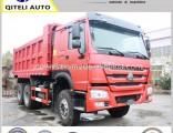 Sinotruk HOWO 6*4 Dump/Tipper Truck Heavy Duty Truck