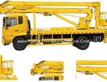 Dongfeng King Run 22-24m Overhead Working Truck Option 4X2.4X4 LHD. Rhd
