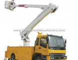Isuzu Insulation Manlift 18m -20m Electric Working