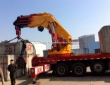 HOWO 10X4 Truck Mounted Knuckle Crane Boom 160t -260t