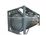 Fluoroboric Acid, Boric Acid Tank (20FT ISO Container Frame) Un1775 Road Transport Steel Lined LDPE