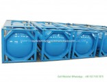 ISO Tank Container 20FT for Wast Water (Carbon Steel/Lined PE /Stainless Steel SS304 Transport Sewag