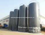Custermizing 1~135 M3 Checmial Acid Storage Tank PE Lined Tank Used to Contain: HCl (max 35%) , Naoh