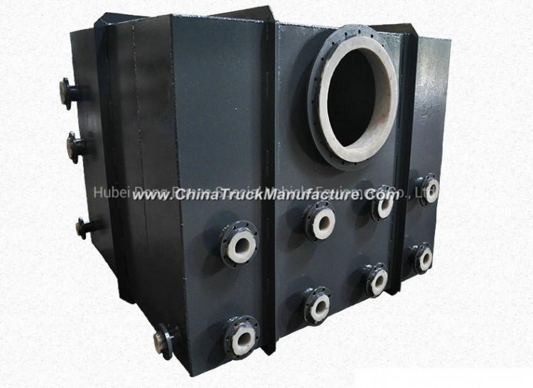 Steel-Lined Plastic Square Tank, Electrolytic Tank, Pickling Tank Acid Containment Vessels Custom Ma