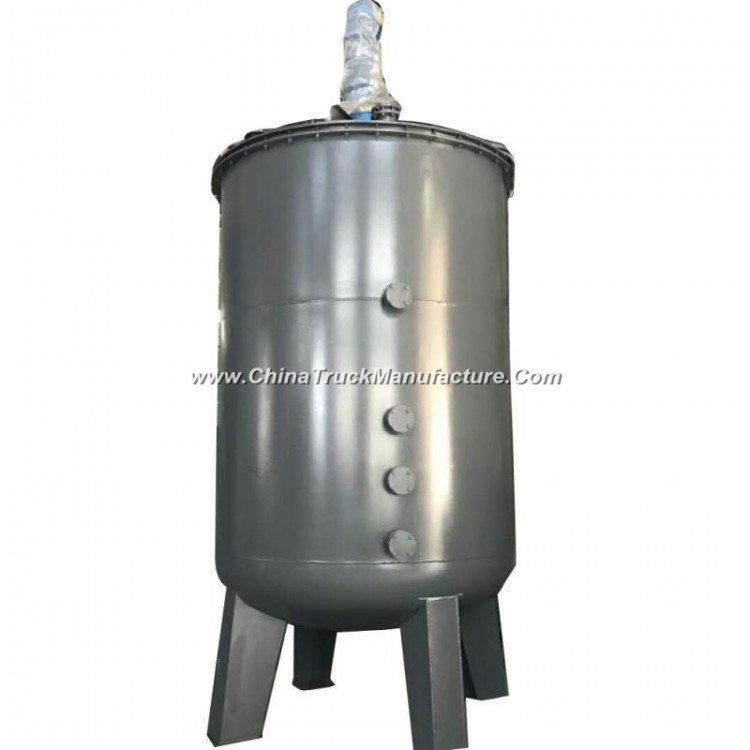 Reactor Tank (Chemical Storage Reactor Tank Carbon Steel Inner lining LLDPE, Stainless Steel, PE) 1-