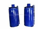 LDPE Lined Storage Tanks for Bulk Acid Storage Customization Q235A + PE (Plastic) 16mm -22mm