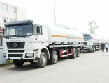 Shacman 8X4 Crude Oil 31t Heavy Fuel Tanker Trucks for Sale